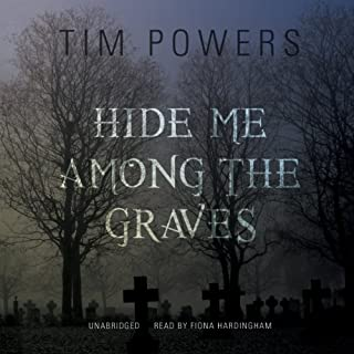 Hide Me Among the Graves audiobook cover art