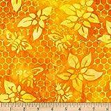 Robert Kaufman 0738762 Kaufman Artisan Batik Summer Zest