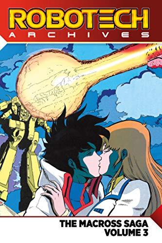 Robotech Archives: The Macross Saga Vol. 3 (English Edition)