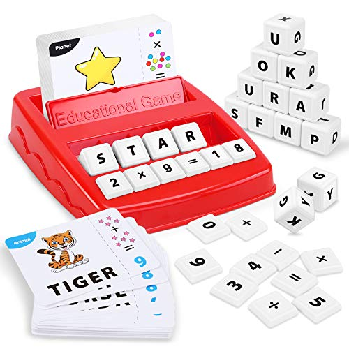 Educational Matching Letter Game, Sight...