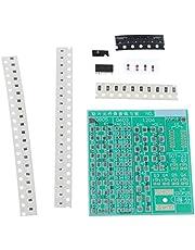SMD-komponenter svetsning övning kretskort lödning DIY Kits SMD-komponenter svett övning platta bräda