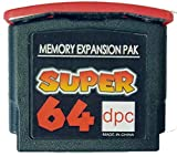 Nintendo 64 - Memory Card - 4MB RAM Expansion Jumper Pack (Third Party) N64