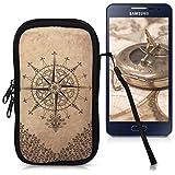 kwmobile Handytasche für Smartphones M - 5