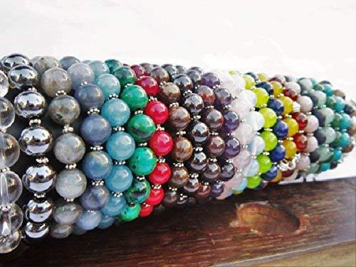 custom gemstone bracelet