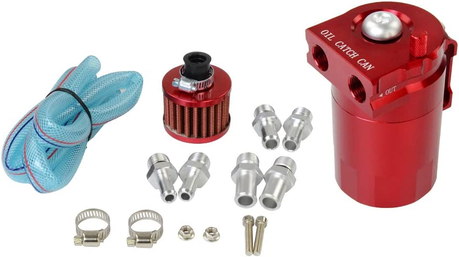 Hypertune Max 73% OFF Baffled Oil Catch Max 45% OFF Can Reservoir Kit Br 240ml Tank with