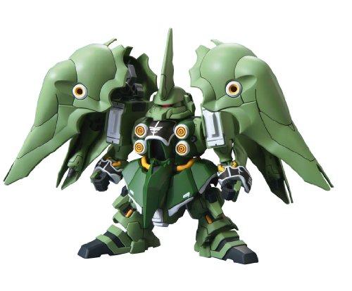 NZ-666 Kshatriya GUNPLA SD Gundam BB Senshi Vol. 367