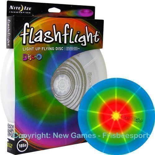 Nite Ize Flashflight LED-Frisbee 185g spezial - Disco