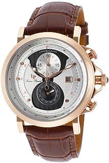 Pegasus Chronograph Men's Watch LP-40015-RG-02S-BRW