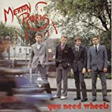 Merton Parkas You Need Wheels 7' Beggars Banquet BEG22 EX/EX 1979 picture sleeve
