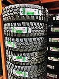 Set of 4 (FOUR) Crosswind M/T Mud-Terrain Radial Tires-LT235/85R16 120/116Q LRE 10-Ply
