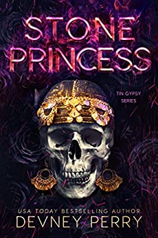 Stone Princess (Tin Gypsy Book 3) by [Devney Perry]