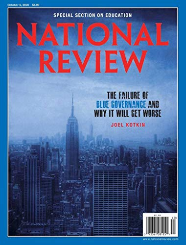 National Review (Best Conservative Cities In The Us)