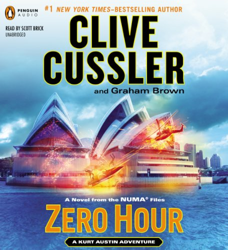 Couverture de Zero Hour