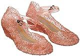 Katara-Zapatos De Princesa Mia and Me Con Cuña Disfraz Niña, color rosa, EU 30 (Tamaño del fabricante: 32) (ES10)