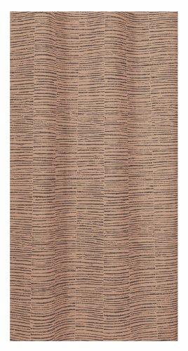 Spirella Merengue per Biscotti, Colore: Marrone/Beige, Tenda per Doccia, 180 cm x 200 cm