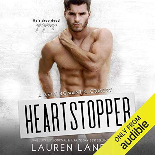 Heartstopper audiobook cover art