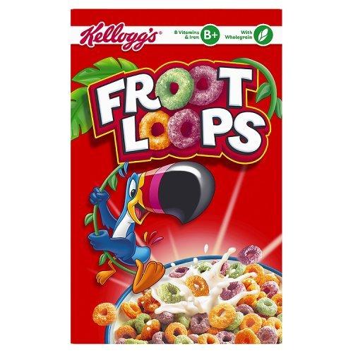 Kellogg´s Froot Loops 350 g