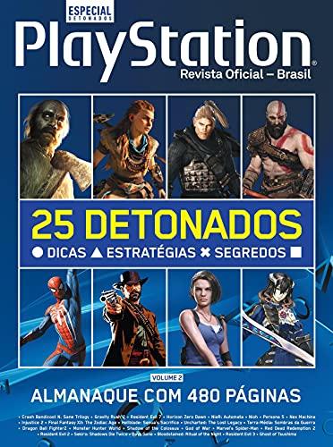 Almanaque PlayStation de Detonados – Volume 2