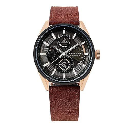 Aries Gold Automatische Uhr G 9021 RGBK-BR