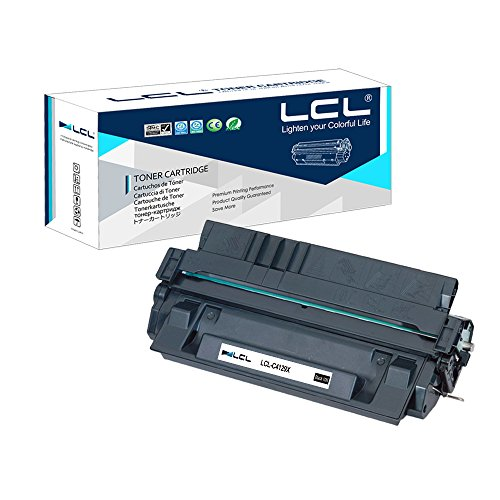 LCL Compatible Toner Cartridge Replacement for HP 29X C4129X EP-62 CRG-H 5000 5000g 5000GN 5000LE 5100 5100DTN 5100TN LBP-840 850 870 880 910 1610 1620 1810 1820 2200 2210 2220 (1-Pack Black)