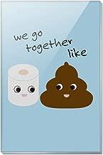 Imagine This EM1002 Car Magnet Poop Emoji