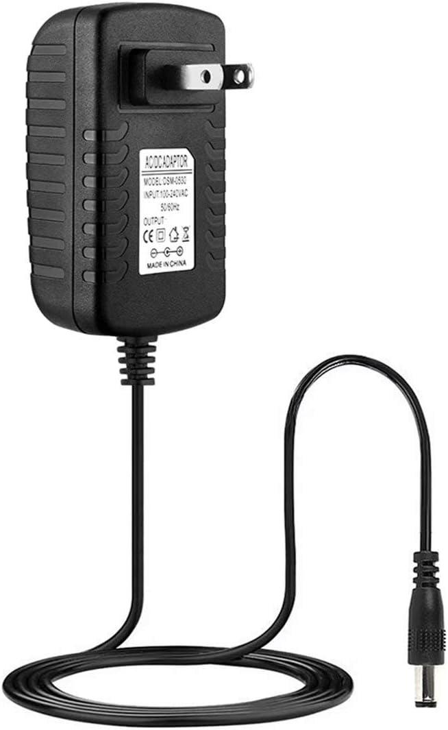 QKKE Replacement DC 5V 1A AC Power Adaptor for Bush Classic DAB FM Radio Sage Green