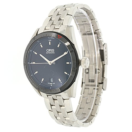 Oris Artix GT Date Black Dial Stainless Steel Mens Watch 01 733 7671 4434-07 8 18 85