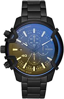Griffed Chronograph Watch