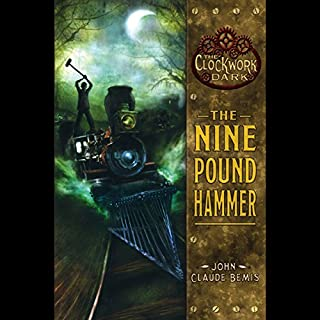 The Nine Pound Hammer audiobook cover art