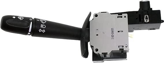 Turn Signal Switch compatible with Dodge Full Size P/U 2002-2009 Turn Signal/Headlight Wiper/Windshield Washer Hazard Warning Headlight Dimmer