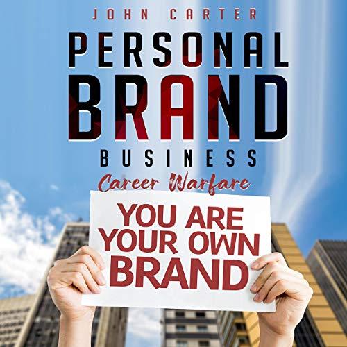 Personal Brand Business: Career Warfare cover art