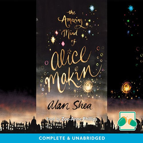 The Amazing Mind of Alice Makin audiobook cover art