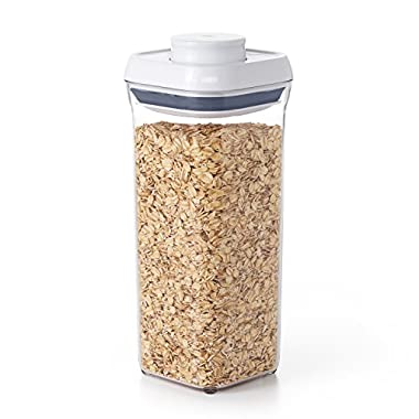 OXO Good Grips POP Container – Airtight Food Storage – 1.5 Qt for Snacks and More