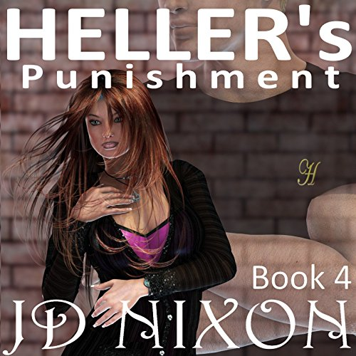 Heller's Punishment audiobook cover art