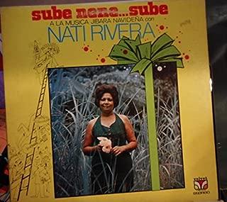 Sube Nene ...Sube: A La Musica Jibara Navidena LP