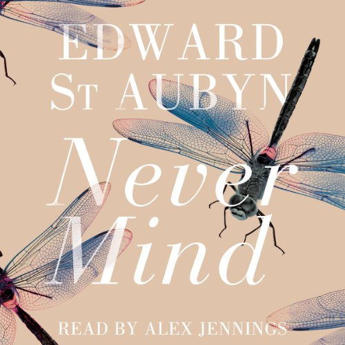 Never Mind audiobook cover art