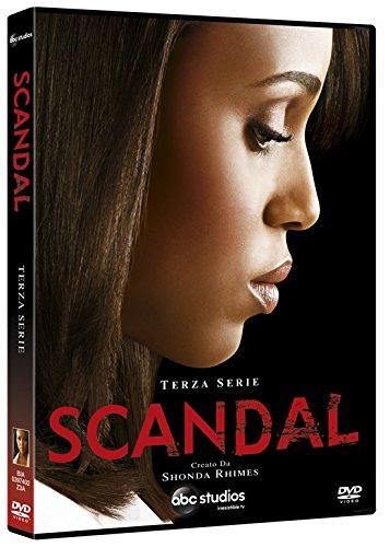 Scandal 3 Serie (5 DVD)