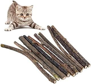 WTYD Pet Supplies Cat Wood Scorpion Cat Mint Molar Stick to Hair Ball Grab Bite(3 Pcs/Pack) (Color : 3 Pcs/Pack)