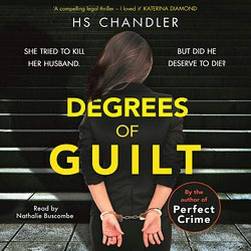 Degrees of Guilt Audiobook By HS Chandler cover art