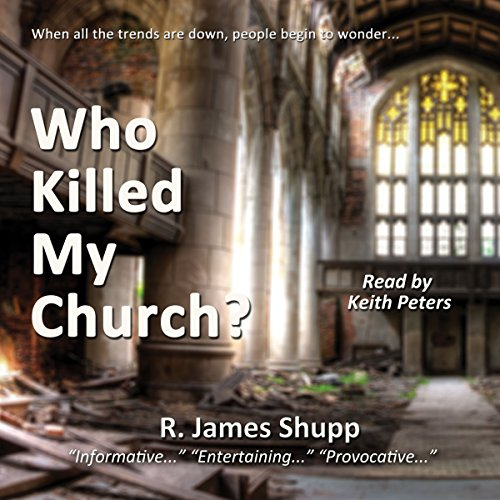 Who Killed My Church? audiobook cover art
