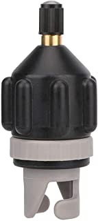 QKURT Adaptador de Bomba de Sup Inflable Convertidor de Bomba de Aire, Adaptador de Bomba Convencional estándar Adaptador de válvula de Aire Conector del Cabezal de Bombeo para Bote Inflable, etc.