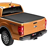 BAK Revolver X4 Hard Rolling Truck Bed Tonneau Cover | 79427 | Fits 2016 - 2018 Toyota Tacoma, w/OE track system 6' 2' Bed (73.7')