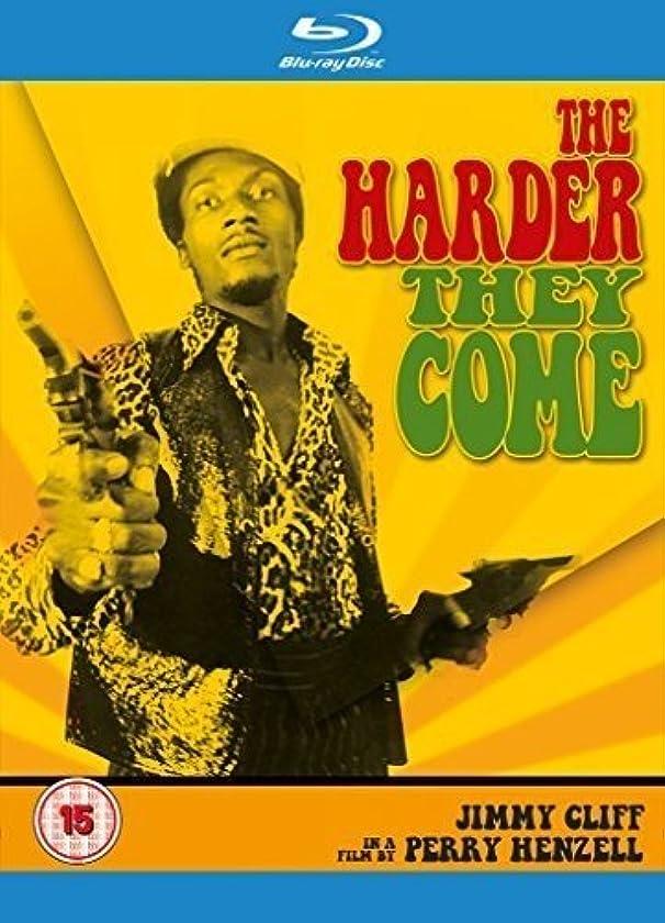 ポーンモナリザ寺院Harder They Come / [Blu-ray]