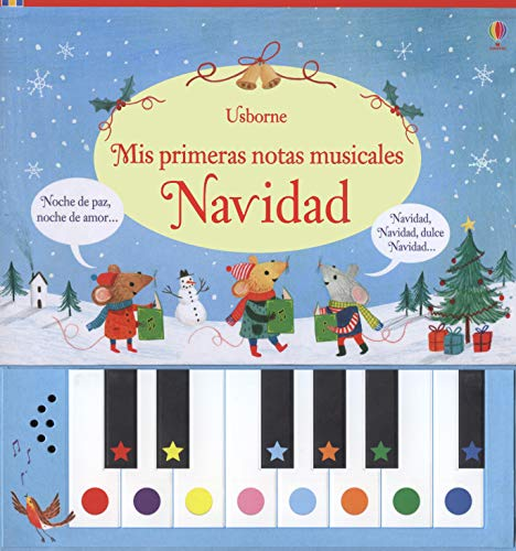 Mis primeras notas musicales Navidad
