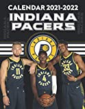 Indiana Pacers Calendar 2021-2022: Calendar for Fans - Mini 2 Years Calendar (2021-2022)