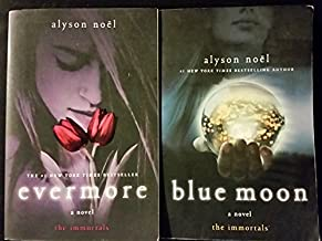 The immortals 2 book set: Evermore and Blue Moon