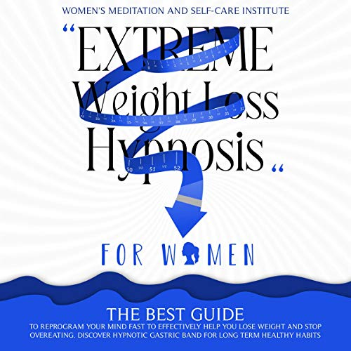 Extreme Weight Loss Hypnosis for Women Titelbild