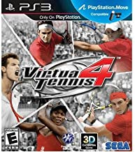 New Sega Virtua Tennis 4 Sports Game Virtua Fighter 5 Technology Supports Ps3 Network Compatible