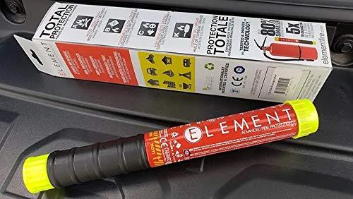 Element E50 Fire Suppression