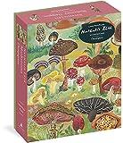 Nathalie Lété: Mushrooms 1,000-Piece Puzzle (Artisan Puzzle)